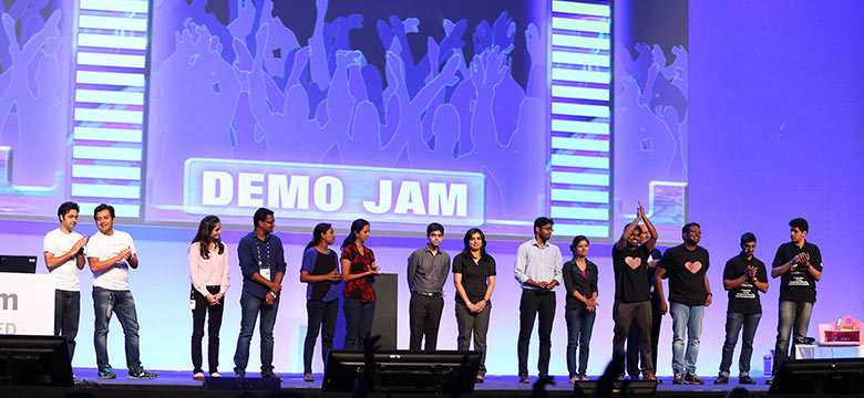Once again EXA rocked the stage at Demo Jam@TechED!