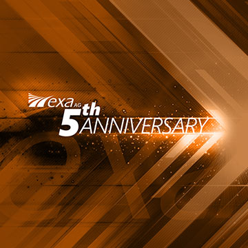 EXA's 5th Anniversary