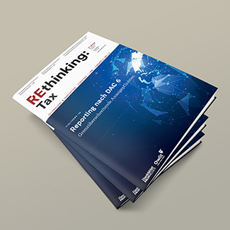 Operational Transfer Pricing Automatisierung - EXA AG in REthinking: Tax